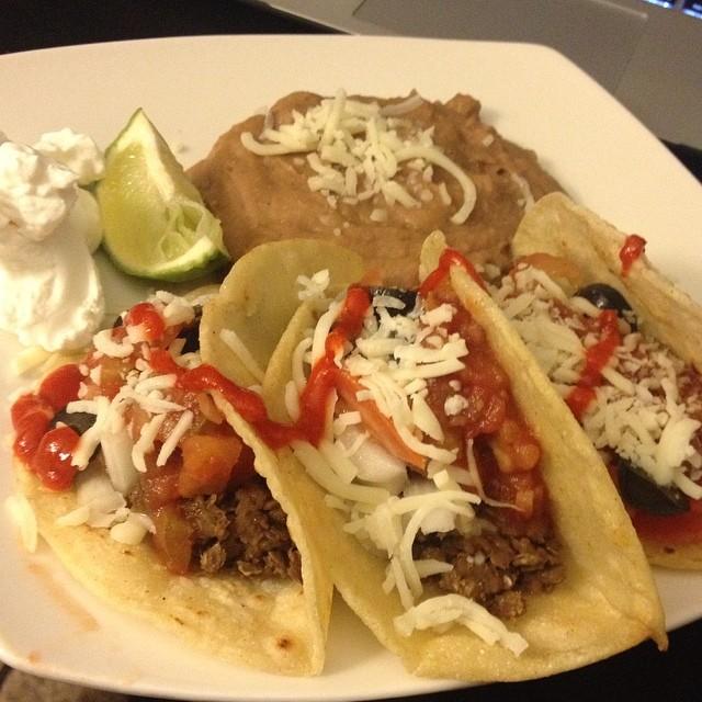 vegetarian-tacos-lentiles